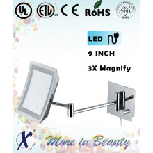 9 Inch High Quality Butterfly LED Bathroom Mirror (D902)